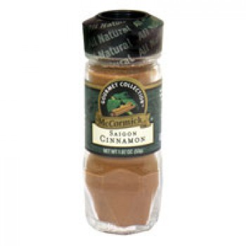 McCormick Gourmet Collection Cinnamon Saigon Ground