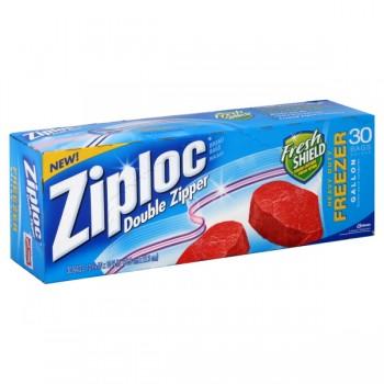 Ziploc Freezer Bags Gallon