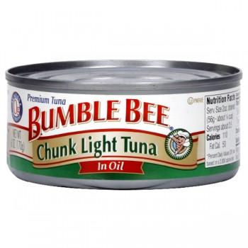 Bumble Bee Tuna Chunk Light in Oil