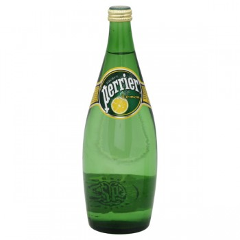 Perrier Sparkling Mineral Water Lemon