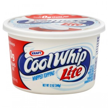 Cool Whip Whipped Topping Lite Frozen