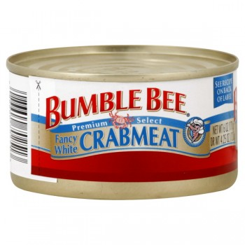 Bumble Bee Crabmeat White Fancy