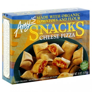 Amy's Pizza Snacks Cheese