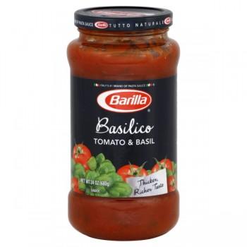 Barilla Pasta Sauce Basilico Tomato & Basil