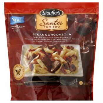 Stouffer's Sautes for Two Steak Gorgonzola