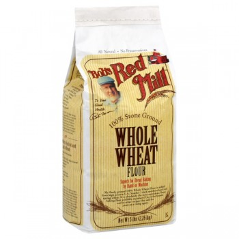 Bob's Red Mill Flour Whole Wheat Stone Ground