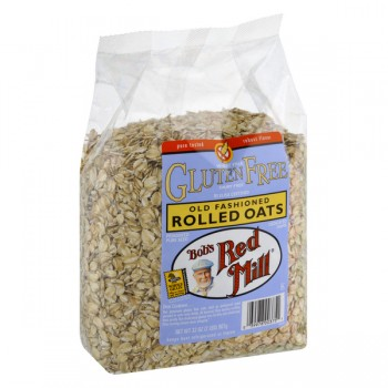 Bob's Red Mill Oats Rolled Whole Grain