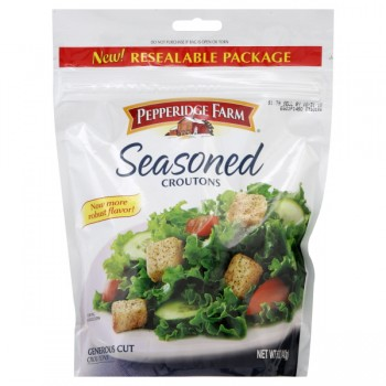 Pepperidge Farm Croutons Seasoned Generous Cut
