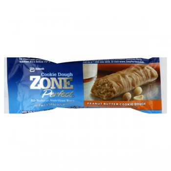 ZonePerfect Nutrition Bar Peanut Butter Cookie Dough All Natural