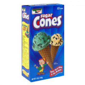 Keebler Sugar Cones - 12 ct