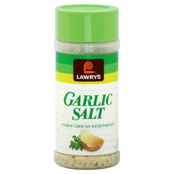 Lawry's Seasoning Garlic Salt with Parsley Coarse Ground