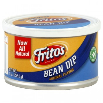 Fritos Dip Bean Original Flavor All Natural