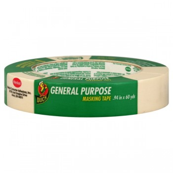 Duck Brand Masking Tape General Purpose .94 X 2160 Inch