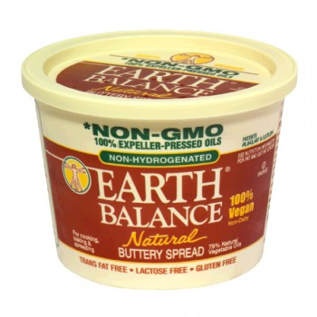 Earth Balance Natural Buttery Spread