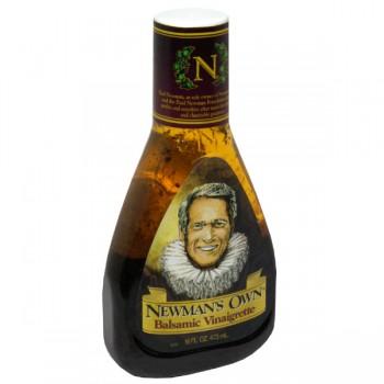 Newman's Own Salad Dressing Balsamic Vinaigrette