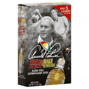 AriZona Arnold Palmer Half & Half Iced Tea & Lemonade Stix - 10 ct
