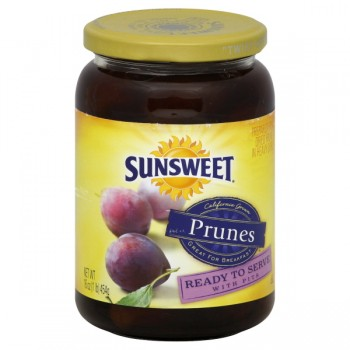 Sunsweet Prunes with Pits Ready To Serve