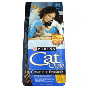 Purina Cat Chow Dry Cat Food Complete Formula