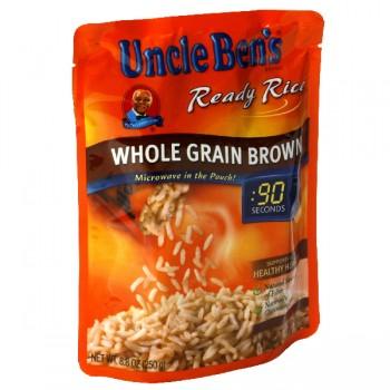 Uncle Ben's Ready Rice Whole Grain Brown
