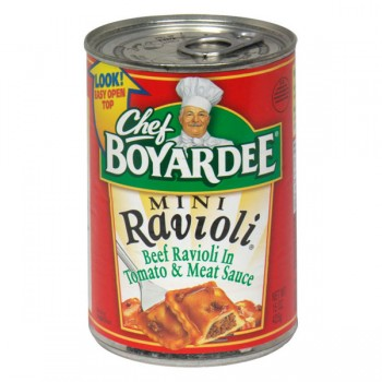 Chef Boyardee Mini Ravioli