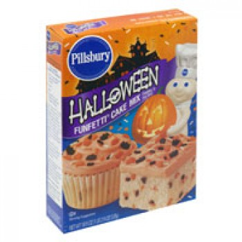 Pillsbury Funfetti Cake Mix Halloween