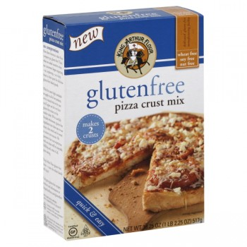 King Arthur Flour Pizza Crust Mix Gluten Free