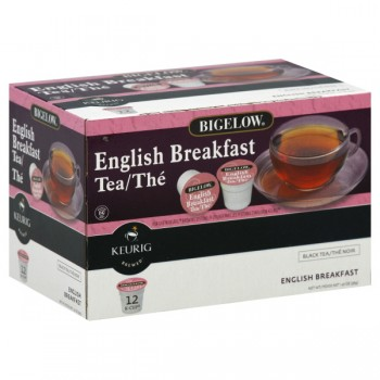 Bigelow Black Tea English Breakfast K-Cups