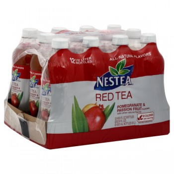Nestea Red Iced Tea Pomegranate & Passion Fruit - 12 pk