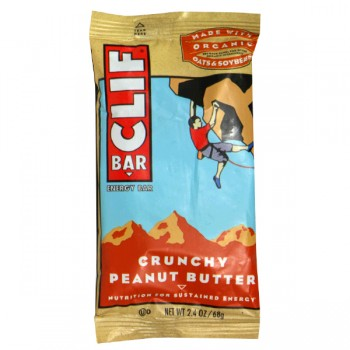 Clif Energy Bar Crunchy Peanut Butter