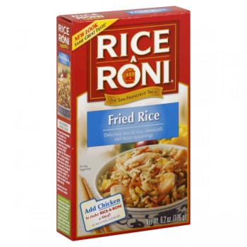 Rice-A-Roni Fried Rice