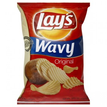 Lay's Wavy Potato Chips