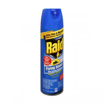 Raid Flying Insect Killer Outdoor Fresh Aerosol