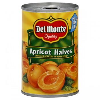 Del Monte Apricot Halves in Heavy Syrup