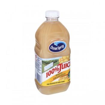 Ocean Spray 100% White Grapefruit Juice