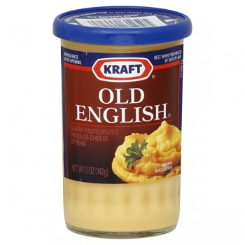 Kraft Cheese Spread Old English