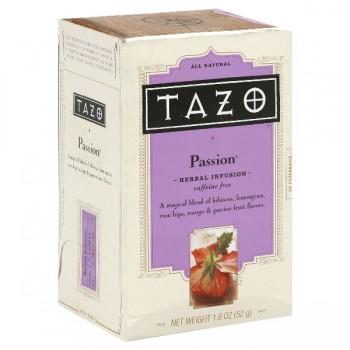 Tazo Passion Herbal Tea Bags