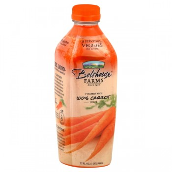 Bolthouse Farms 100% Carrot Juice All Natural