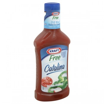 Kraft Free Salad Dressing Catalina