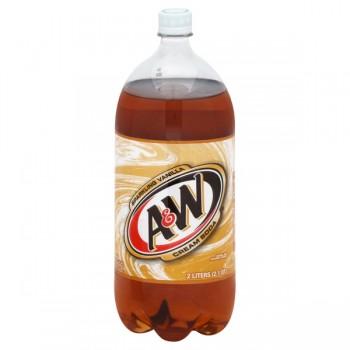 A & W Cream Soda