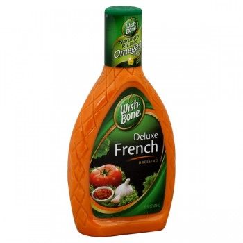 Wish-Bone Salad Dressing Deluxe French
