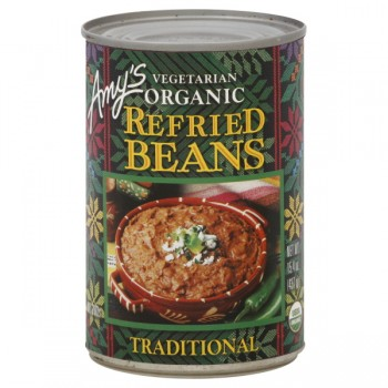 Amy's Refried Beans Traditional Organic
