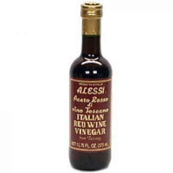 Alessi Vinegar Italian Red Wine