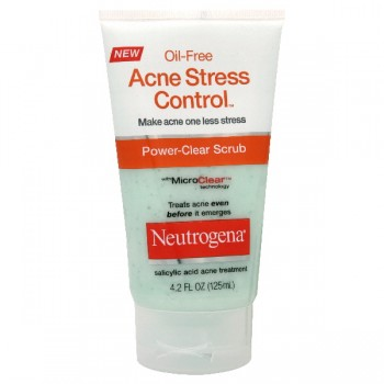 Neutrogena Acne Stress Control Power-Clear Scrub Oil-Free