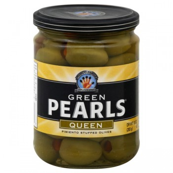 Musco Family Olive Co. Green Pearls Olives Queen Pimento Stuffed