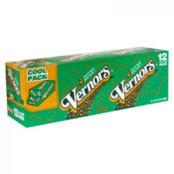 Vernors Ginger Soda - 12 pk