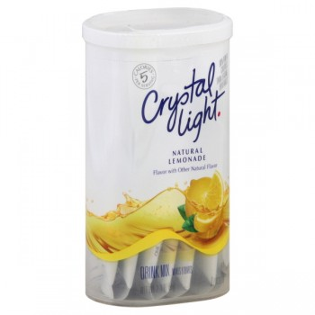 Crystal Light Lemonade Drink Mix - Makes 8 Quarts