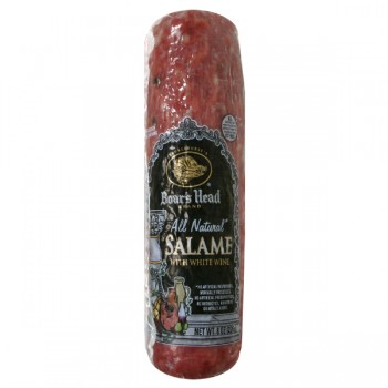 Boar's Head Deli Salami with White Wine