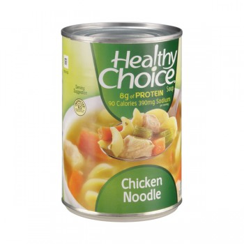 Healthy Choice Soup Chicken Noodle