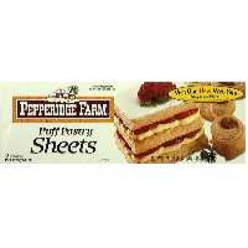 Pepperidge Farm Puff Pastry Sheets Frozen