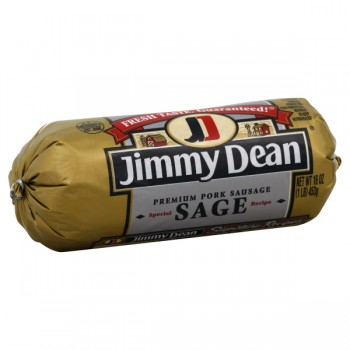 Jimmy Dean Premium Sausage Pork Sage Roll
